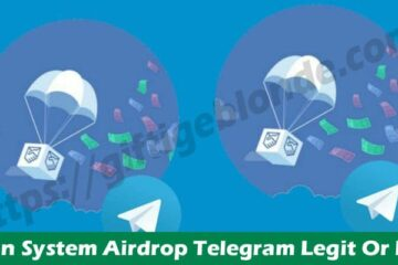 Tron System Airdrop Telegram Legit Or Not 2021